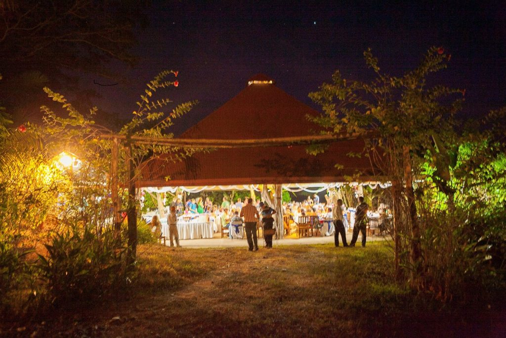 Fiesta at the Permaculture Country Club